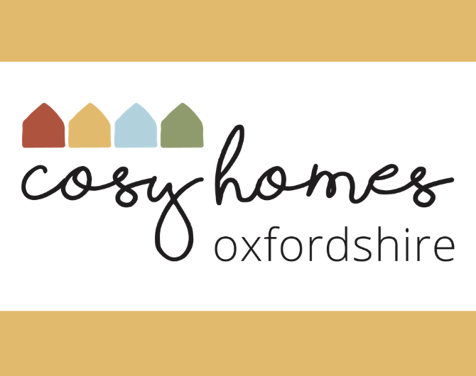 Cosy Homes Oxfordshire logo
