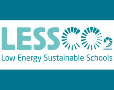 LESS CO2, low energy sustainable schools